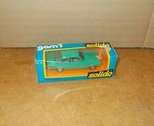 Ancienne vintage 1/43 SOLIDO gam1 No 45 - FORD ESCORT MK2 avec boite - 1976