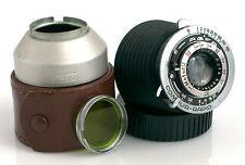 Agfa Apotar 1:4,5/85mm Outfit für M42 | Vintage lens