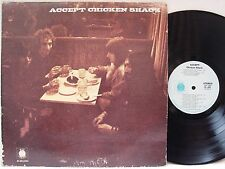CHICKEN SHACK - Accept LP (1st US Pressing on BLUE THUMB)