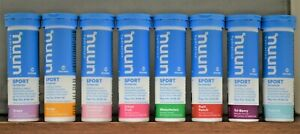 Nuun Hydration Sport for Exercise - Choose Flavor