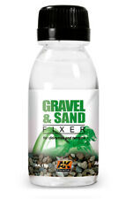 Weathering Color Gravel & Sand Fixer Ak-0118 AK INTERACTIVE