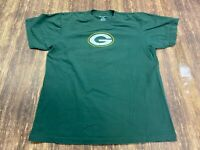 BJ Raji Green Bay Packers Men's Green NFL Football T-Shirt - Reebok - Large