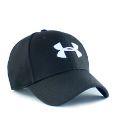 Under Armour Mens Blitzing 3.0 Cap UA Stretch Flex Fit Training Baseball Hat Blk