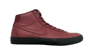 Nike SB Bruin Hi ISO Lacey Baker Team Red Skate Shoes CT8588-600 Size Men's 11.5