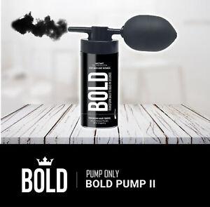 Fits Toppik Spray Pump Applicator Barber Pro For Toppik Hair Building Fibers
