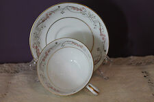 NORITAKE CHINA JAPAN TEACUP AND SAUCER(S) 5778 CALVERT