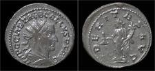 Trebonianus Gallus AR antoninianus Uberitas standing facing