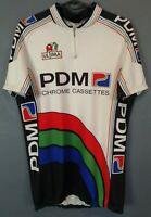 MEN'S ULTIMA CYCLING BICYCLE CYCLISMO BIKE SHIRT JERSEY MAILLOT MAGLIA SIZE L 4
