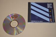 10cc - Windows In The Jungle / EmArcy Records 1983 / W.Germany / 1st. Press Rar