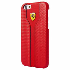 Official Ferrari Racing Red Hard Case for iPhone 6 & 6s