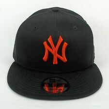 New Era Cap Men's MLB NY Yankees Team Logo Pop Red 950 Snapback Hat - S/M