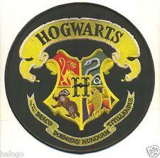 8 INCH HARRY POTTER HOGWARTS JACKET PATCH - HP009