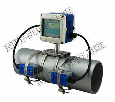 Functional Type Unified Fixed Ultrasonic Flow Meter Flowmeter DN50-700mm