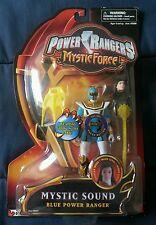 POWER RANGERS MYSTIC FORCE MYSTIC MORPH MYSTIC SOUND BLUE RANGER MOSC FREE S/H