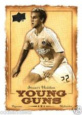2008 Upper Deck MLS Materials Stuart Holden #MM-27 Dynamo Game Jersey