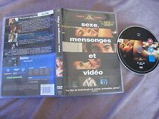 Sexe, mensonges et vidéo de Steven Soderbergh (Andie Macdowell), DVD, Thriller