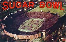 College Football Stadium: Sugar Bowl, Tulane Stadium, New Orleans, LA. 1950.