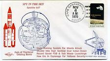 1970 Spy in the Sky Satellite 647 Cape Canaveral Fractiona Orbiting Bomb Apollo8