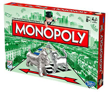 Monopoly Contemporary Manufacture Complete Games Games