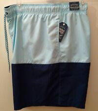 98cef1e5eb Faded Glory Mens Blue Board Swim Shorts Trunks Swimwear Size XL 40-42 20