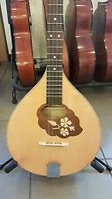 Irish Bouzouki, solid wood, NEW + soft case, made in Romania by Hora