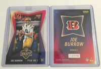 2020 Panini Instant NFL Draft Night JOE BURROW FIRST NFL RC 1/8156 MADE Bengals