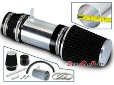 BCP BLACK 03-07 Honda Accord LX EX 3.0L V6 Short Ram Air Intake + Filter