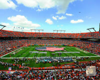 Sun Life Stadium Miami Dolphins - 8x10 Photo with Protective Sleeve #1295