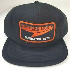 Vintage Northern Lights Marine Generator Patch Snapback Cap