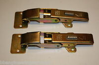 PAIR OF PROTEX  ADJUSTABLE LATCHES AND CATCHES WITHSAFTEY CATCH 71-653M1MSZN/YP