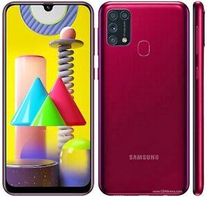 """Samsung Galaxy M31 M315F 128GB 6GB RAM 6.4"""" 64MP Exynos 9611 Phone By FedEx"""