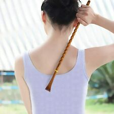 """17"""" Handmade Natural Bocote Wood Back Scratcher Therapeutic Relaxation Massager"""