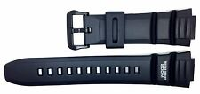 Genuine Casio Replacement Watch Strap 10302043 for Casio Watch AE-2000W-1AVH