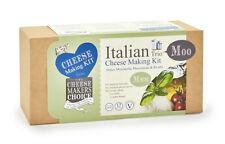 Cheese Maker's Choice Cheese Making Kit Italian Ricotta Mascarpone Mozzarella