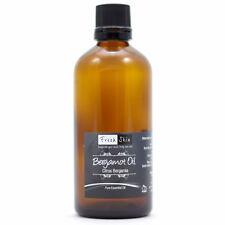 Bergamot Pure Essential Oil Multi Listing - 100% Pure & Natural (Aromatherapy)