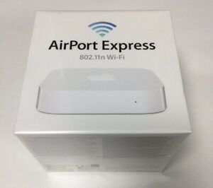 Apple Airport Express A1392 MC414B/A WiFi Router AirPlay 2 - BRAND NEW SEALED