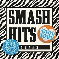 VARIOUS ARTISTS - SMASH HITS YEARS...1988: CD ALBUM (April 13th 2015)