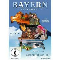 Bayern Sagenhaft (DVD, German Import, Region 2) Usually ships within 12 hours!!!