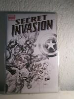 SECRET INVASION # 1-8 (2008) BENDIS YU COMPLETE SERIES  +  VARIANTS 10 ISSUE LOT