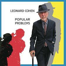 LEONARD COHEN - POPULAR PROBLEMS  VINYL LP + CD NEUF