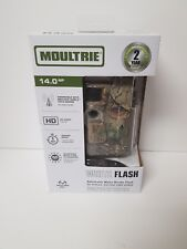 MOULTRIE  MODEL MCG13037 WHITE FLASH STEALTH SCOUTING GAME CAMERA COLOR PICTURES