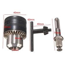1/2-20UNF Support clé 1.5-13mm Type de clé Mandrin Porte-mèche Adaptateur