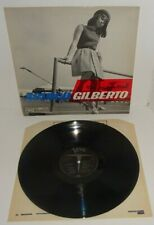 THE ESSENTIAL ASTRUD GILBERTO 1984 VERVE UK PRESSED COMPILATION LP inc Stan Getz