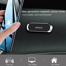 Streifenform Magnetic Car Phone Holder Stand für iPhone Magnet Black Mount Q4T7