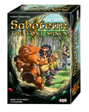 Saboteur The Lost Mines Board Game Amigo Games Dwarf AGI 18753 Family