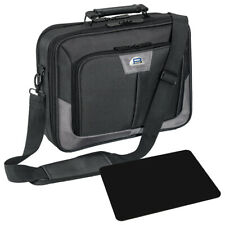 PREMIUM Notebooktasche Laptop Schutz Tasche bis 17,3 Zoll (43,9cm) + Mauspad