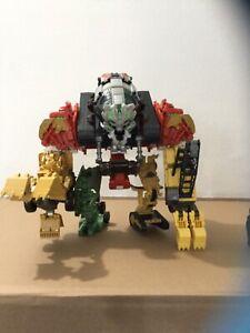 Hasbro Transformers 2 Revenge of the Fallen: Construction Devastator Robots ROTF