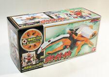 POWER Rangers SAMURAI Sentai shinkenger DX MAGGIOLINO Kabuto ORIGAMI Zord del Megazord
