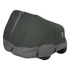 Classic Accessories 52-149-380401-00 Heavy Duty Lawn Tractor Cover Black up to
