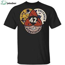 Life Universe Everything 42 unisex shirt